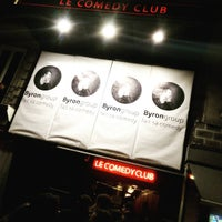 Photo taken at Comedy Club by Nicolas M. on 12/10/2015