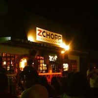Photo taken at ZChopp by Adalberto on 9/23/2012
