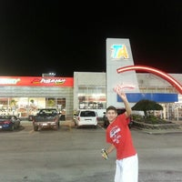 Photo taken at TravelCenters of America by Taylor R. on 8/3/2013