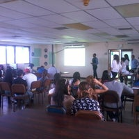 Photo taken at Universidad Bicentenaria de Aragua UBA by Juan Vicente N. on 6/18/2014