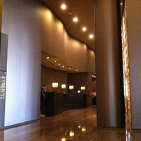 Photo taken at Armani Hotel Dubai by Karim on 11/13/2012