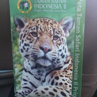 Photo taken at Taman Safari Indonesia II by Sari Wahdaniyah W. on 10/28/2012