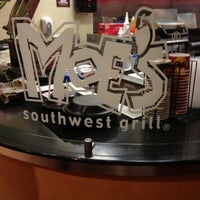 Photo taken at Moe's Southwest Grill by John S. on 12/18/2012