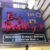 Photo taken at Big Daddy's Bourbon Street Bistro & Oyster Bar by Sparky on 5/31/2013