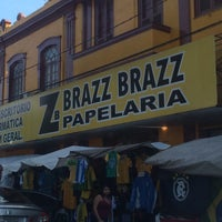 Photo taken at Brazz Brazz Papelaria by Aquilis B. on 6/25/2014