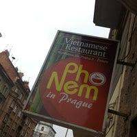 Pho Nem In Prague