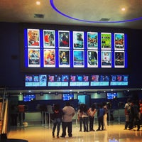 Photo taken at Cinépolis Las Américas by Orlando S. on 2/17/2013