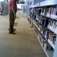 Photo taken at Kansas City Public Library: Plaza Branch by Scout T. on 10/25/2012