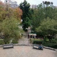 Photo taken at Parque Metropolitano de Santiago by Andres R. on 11/8/2012