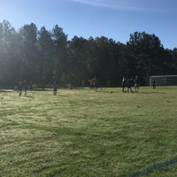 Photo taken at YAKS Soccer Complex by Joshua on 5/14/2016