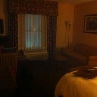 Photo taken at Hampton Inn & Suites Mobile Downtown by Joseph on 11/16/2012