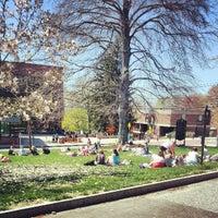 Photo taken at Framingham State University by Lora N. on 5/1/2013
