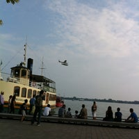 Photo taken at Queen's Quay Terminal by Michel on 8/3/2014