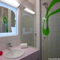 Photo taken at prizeotel Bremen-City by prizeotel on 1/7/2014