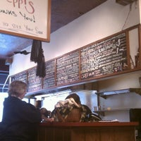 Photo taken at Peppi's Old Tyme Sandwich Shop by Todd F. on 10/30/2011