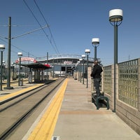 Photo taken at Mile High Station by Andrew R. on 4/25/2013