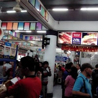 Photo taken at Pusat Oleh-Oleh Khas Semarang by Ilham F. on 12/30/2013