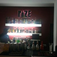 Photo taken at Rize Bar by Damien B. on 9/18/2012