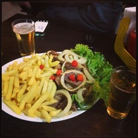 Photo taken at Kiosque Beer Grill by Kenio S. on 7/10/2013