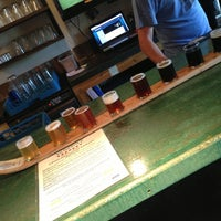 Photo taken at Salmon River Brewery by Kay C. on 6/16/2013