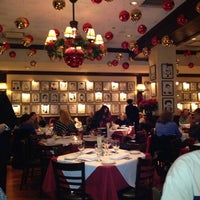 Photo taken at Petterino's by Eva on 12/3/2012
