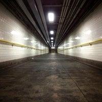 Photo taken at MTA Subway - York St (F) by John T. on 6/8/2013