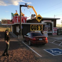 Photo taken at Gus's Fresh Jerky by Daria B. on 12/24/2012