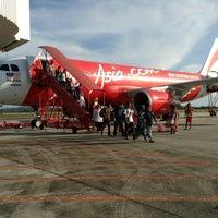 Photo taken at Bintulu Airport (BTU) by kuen a. on 7/3/2013