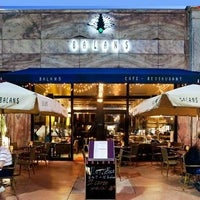 Photo taken at Balans Restaurant & Bar by Balans Miami on 10/3/2014
