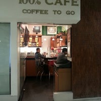 Photo taken at Coffee To Go by Xime A. on 2/5/2013