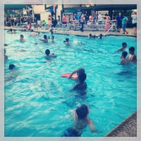Photo taken at Forest Oaks Swim & Raquet Club by 💀Kara S.👊 on 7/1/2014