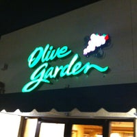 Photo taken at Olive Garden by Claudia N. on 2/16/2013