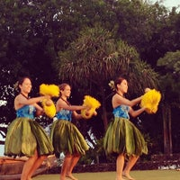 Photo taken at Old Lahaina Luau by Gothamista on 1/18/2013