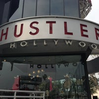 Photo taken at Hustler Hollywood by Seth C. on 3/19/2013