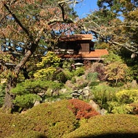 Photo taken at Japanese Tea Garden by Tadas on 10/28/2012