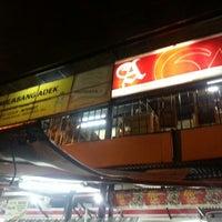 Photo taken at Indomie Abang Adek by Nancy Ste on 1/29/2013