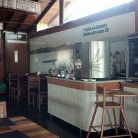 Photo taken at Dom Fernandes Panificadora e Restaurante by Hugo L. on 11/3/2012