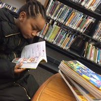Photo taken at Chicago Public Library by Derrick on 1/17/2014