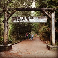 Photo taken at Muir Woods National Monument by Sean R. on 1/7/2013