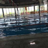 Photo taken at istek Kemal Atatürk Spor Salonu by Gizem E. on 5/5/2015