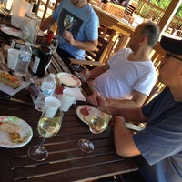 Photo taken at Fox Meadow Winery by John on 6/7/2014