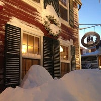 Photo taken at The Red House Restaurant by Shauna on 2/9/2013