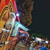 Photo taken at Tropical Park Food Trucks by RutaGourmetDO on 8/27/2016