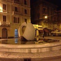 Photo taken at Piazza Garibaldi by Marco L. on 12/6/2012
