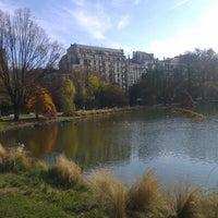 Photo taken at Parc Montsouris by Hadas B. on 11/20/2012