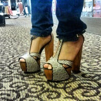Photo taken at DSW Designer Shoe Warehouse by Tami H. on 3/9/2013
