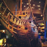 Photo taken at The Vasa Museum by AshergiZer on 9/16/2012