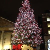 Photo taken at Covent Garden by Gianluca on 11/9/2012