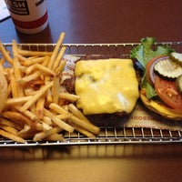 Photo taken at Smashburger by Anna H. on 11/2/2012