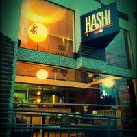 Foto tirada no(a) Hashi Sushi Bar por Regiane M. em 2/14/2013